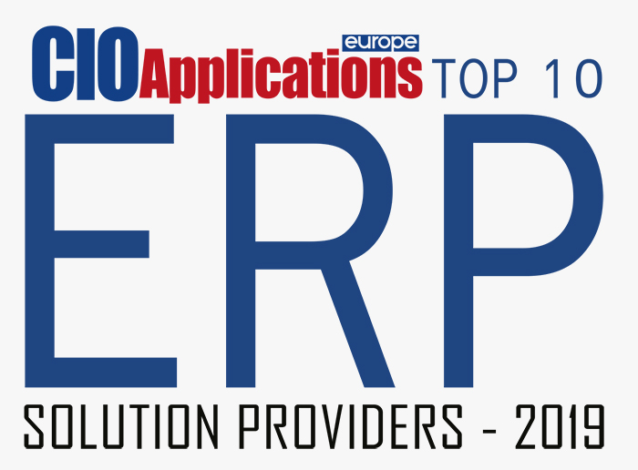 Top 10 ERP Solution Providers – 2019